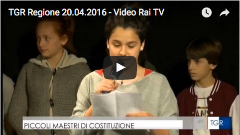 TGR Regione - Video Rai TV - 20/04/16