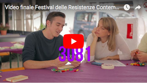 Video finale Festival delle Resistenze Contemporanee Trento 2017