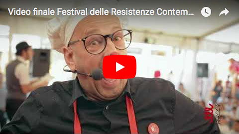 Video finale Festival delle Resistenze Contemporanee Bolzano 2018